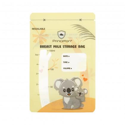Milk Storage bag 5oz - Koala Bear